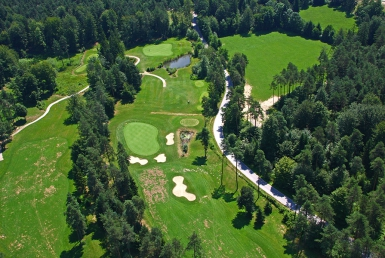 Golf Arboretum (www.slovenia.info, photo: Primoz Hieng)